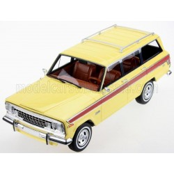Jeep Grand Wagoneer 1979 Yellow Top Marques TM43-019D