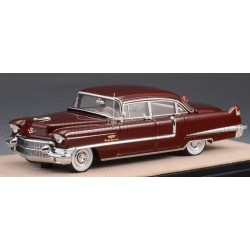 Cadillac Fleetwood Sixty Special 1956 Bordeaux Stamp Models STM56201