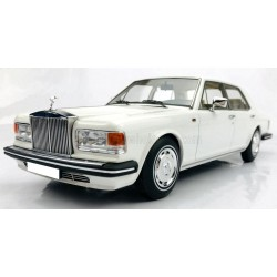 Rolls Royce Silver Spirit 1980 White MODELCARSWH 18000WH