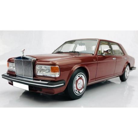 Rolls Royce Silver Spirit 1980 Brown Metallic MODELCARSWH 18000BR