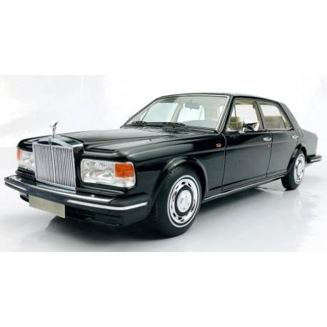 Rolls Royce Silver Spirit 1980 Black MODELCARSWH 18000BK