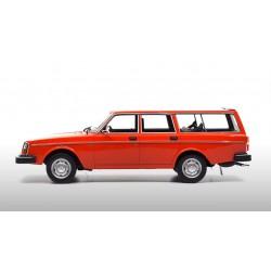 Volvo 245 DL station wagon 1975 Orange DNA Collectibles DNA000080