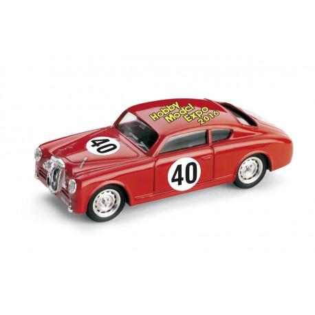 Lancia Aurelia B20 Coupe n 40 Hobby Model Expo 1952 Brumm S16/24
