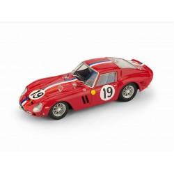 Ferrari 250 GTO Coupe 19 24 Heures du Mans 1962 2ème Brumm R534-2020