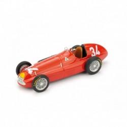 Alfa Romeo 158 34 F1 Grand Prix de Monaco 1950 Juan Manuel Fangio Brumm R036-UPD
