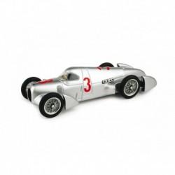 Auto Union Type B Record Car 3 Grand Prix automobile de l'AVUS AvusRennen 1935 Bernd Rosemeyer Brumm R107-UPD