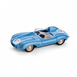 Jaguar Type D 17 24 Heures du Mans 1957 Brumm R153