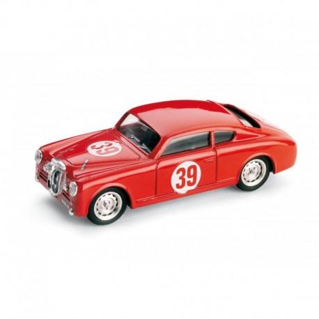 Lancia Aurelia B20 39 24 Heures du Mans 1951 Brumm R162