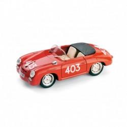 Porsche 356 Speedster 403 Mille Miglia 1957 von Sauken - Bialas Brumm R207