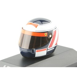 Casque Gerhard Berger 1995 1/8 Minichamps 382950128