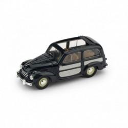 Fiat 500C Belvedere Open 1951 Blue White Brumm R028-02-UPD-2020