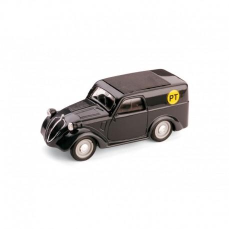 Fiat 500B Van PT 1946 Grey Brumm R045