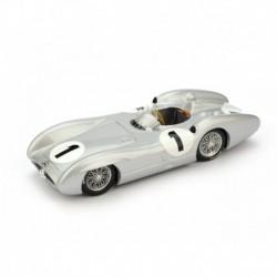 Mercedes Benz W196C 1 F1 World Champion Grand Prix de Grande Bretagne 1954 Juan Manuel Fangio Brumm R325-UPD