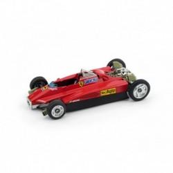 Ferrari 126C2 T-car Mulet 27 F1 Grand Prix d'Imola 1982 Gilles Villeneuve Brumm R267M