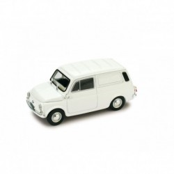 Autobianchi 500 Van 1972 White Brumm R427