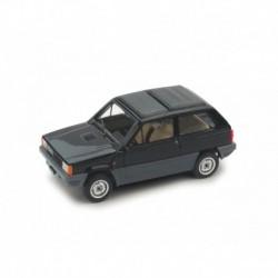 Fiat Panda Closed 1981 Black Brumm R440-06