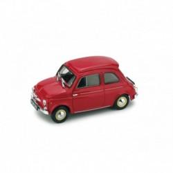 Steyr - Puch 500 650TR 1964 Red Brumm R449