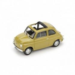 Fiat 500R Open 1972 Green Brumm R474-06