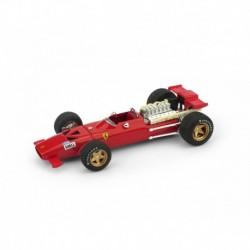 Ferrari F1 312 test car radiateur à huile F1 1969 Chris Amon Brumm R295-UPD