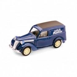 Fiat 1100E Van Gelati Motta 1950 Blue Brumm R329