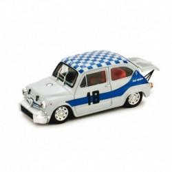 Fiat 600 Abarth 1000 Berlina 18 4 Heures de Monza 1968 Winner Arturo Merzario Brumm R381-UPD