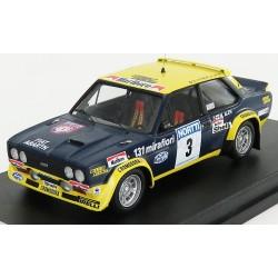 Fiat 131 Abarth 3 Rallye des 1000 Lacs 1976 Alen - Kivimaki Trofeu TRORRFI10