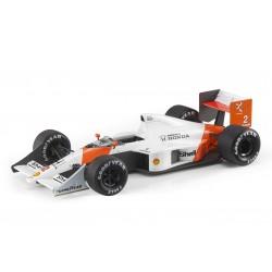 McLaren Honda MP4/5 V10 2 F1 World Champion 1989 Alain Prost GP Replicas GP062B
