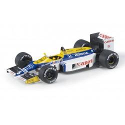 Williams Honda FW11 6 F1 1986 Nelson Piquet GP Replicas GP078B