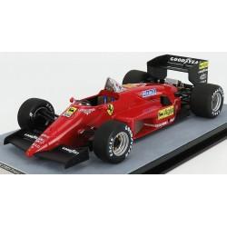 Ferrari 156-85 Press Version F1 1985 Michele Alboreto Tecnomodel TM18-201A