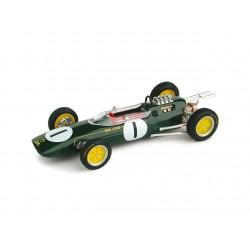 Lotus 25 1 F1 Belgique 1963 Jim Clark Brumm R331