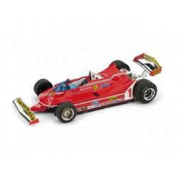 Ferrari 312T5 Presentation F1 1979 Sheckter Villeneuve Brumm S17/01