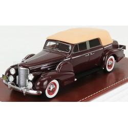 Cadillac V16 Series 90 Convertible Sedan 1938 Brown Great Iconic GIM006A