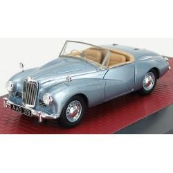 Sunbeam Alpine cabriolet open 1953 Blue Metallic Matrix MX41807-021