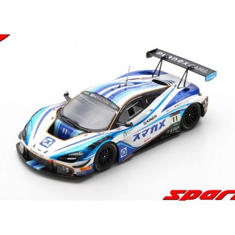 McLaren 720S GT3 11 10 Heures de Suzuka 2019 Spark SJ091