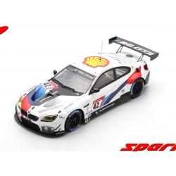BMW M6 GT3 42 24 Heures du Nurburgring 2020 3ème Spark 18SG048