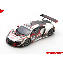 Honda Acura NSX GT3 29 24 Heures de Spa Francorchamps 2020 9ème Spark SB377