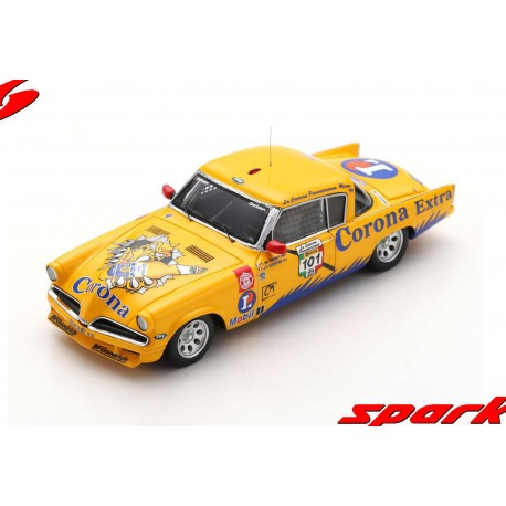 Studebaker Champion 100 Carrera Panamerica 2007 Pierre de Thoisy Spark S2959