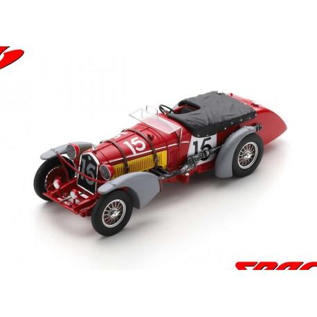 Alfa Romeo 8C 2300 15 24 Heures du Mans 1935 Spark S3869