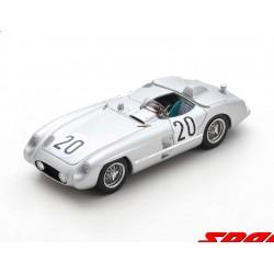 Mercedes 300 SLR 20 24 Heures du Mans 1955 Spark S4734