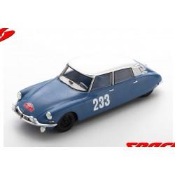 Citroen DS19 233 Rallye Monte Carlo 1963 Toivonen Jarvi Spark S5531