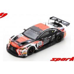 Lexus RCF GT3 23 24 Heures de Spa Francorchamps 2019 Spark SB272