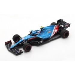 Alpine Renault A521 31 F1 Grand Prix de Bahrain 2021 Esteban Ocon Spark S7665