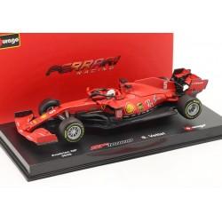 Ferrari SF1000 5 F1 2020 Sebastian Vettel Bburago BBU18-36819V