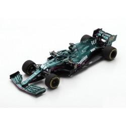 Aston Martin Mercedes AMR21 18 F1 Grand Prix de Bahrain 2021 Lance Stroll Spark S7673