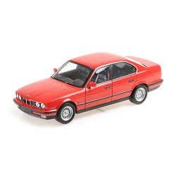 BMW 535I (E34) 1988 Red Minichamps 100024006