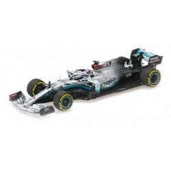 Mercedes F1 W11 EQ Performance 44 F1 Launch Spec 2020 Lewis Hamilton Minichamps 410200044