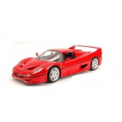 Ferrari F50 Rouge 1995 Bburago 16004RED