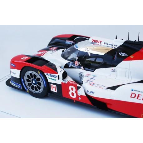 Toyota TS050 Hybrid 8 24 Heures du Mans 2020 Winner Spark 18LM20