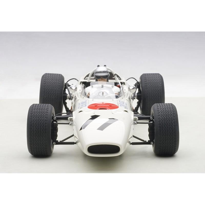 honda ra272 grand prix du mexique 1965 richie ginther autoart aat86599 miniatures minichamps. Black Bedroom Furniture Sets. Home Design Ideas