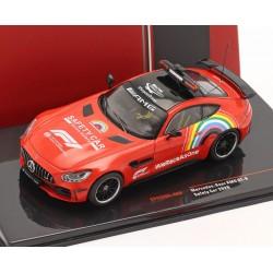 Mercedes AMG GTR Safety Car Mugello 2020 1000 GP for Ferrari IXO SP43005-20B